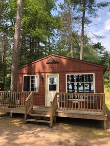 Photo for Lake-Front Cottage (2 Bdrm) On Clear Lake