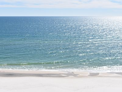 Photo for Beautiful Gulf Front 4th floor condo 2BD/2BA w/Bunk Room/Amazing Views!!!