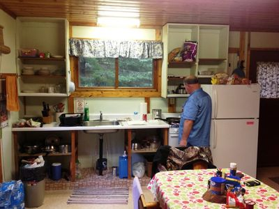 Photo for Cabin (SLEEPS 10)-Woman River Camp