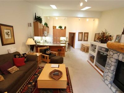 Photo for Cozy, Private Washer/Dryer With Beautiful Mountain Views