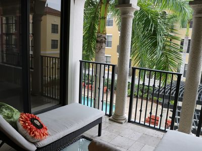 Photo for Luxurious corner unit at The Residence at Coconut Point