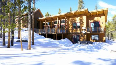 Photo for The Lodge On Willow - Perfect Getaway In The Colorado Mountains- 5Bd - 4Ba