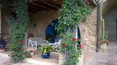 Photo for Self catering Can Gat Vell for 9 people