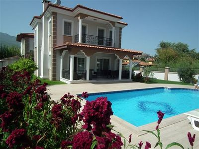 Photo for Detached Villa With Private Pool Set In A Beautiful Mature Garden