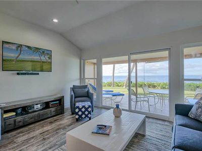 Brand New Remodel - Right on the Ocean! #150-4