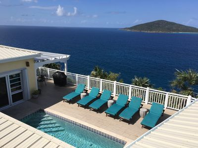 VIEWS,VIEWS,VIEWS, HEATED POOL, AC ALL ROOMS - NEW SOLAR ELECTRIC