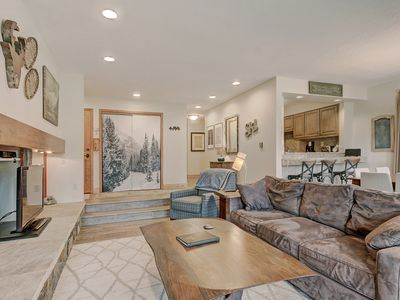 Photo for Stunning updated 3 bedroom at Quicksilver!