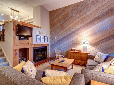 Photo for Winterpoint 41 Ski-in Townhome Downtown Breckenridge Lodging