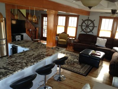 Photo for Beach bungalow with modern amenities and best location