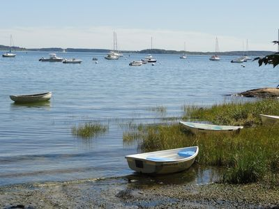 Oceanside Cottage On A Beautiful Sandy Beach - Enjoy Your Maine Vacation!
