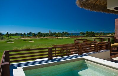 Photo for Ocean View Punta Mita Resort Villa, Pool, Beach club, AC, Free Wifi, Concierge, Maid Service