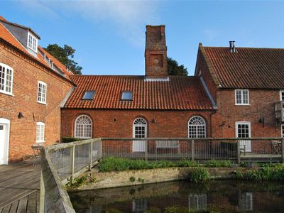 Photo for A delightful, old-world property, part of a converted water mill.