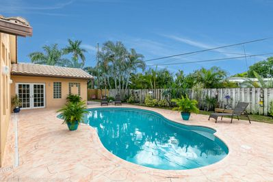 SE Florida Spacious Oasis - Deerfield Beach