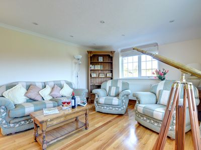Photo for Sea View - Two Bedroom House, Sleeps 4