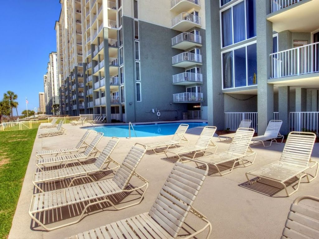 2 Bedroom Gulf Front Penthouse Condo Plus Free Wifi And Free Fun Included Panama City Beach