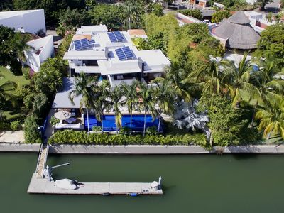 Photo for Beautiful luxurious exclusive house with private dock!