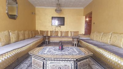 Photo for the spacious, in the heart of Casablanca