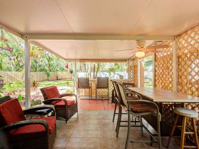 Photo for Bring the Whole Family! Great Outdoor Living Area-Dog Friendly-Close 2 Bch-Golf & Dining-Secure WIFI