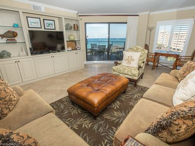 Photo for IR 511 is a Beautiful Gulfview 2 BR 2 Ba that sleeps 6