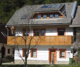Family Friendly House In Traditional Village Near Bohinjska Bistrica