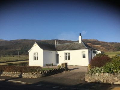 Photo for A Little Gem in The West Highlands, Argyll Inveraray Loch Fyne views, sleeps 4