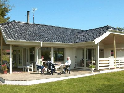 Photo for Scenic Holiday Home in Børkop near Sea