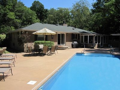 Photo for Sawyer Cottage Perfect for Family Getaway With Private Pool!