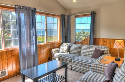 Photo for Yachats Landmark Home with Ocean View! Free Night!
