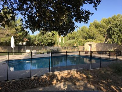 Photo for Villa swimming pool 160 m2 any comfort, in peace, close activities and downtown