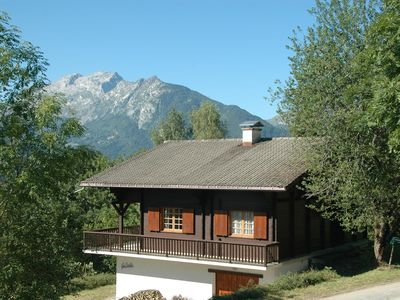 Photo for Chalet in Thônes