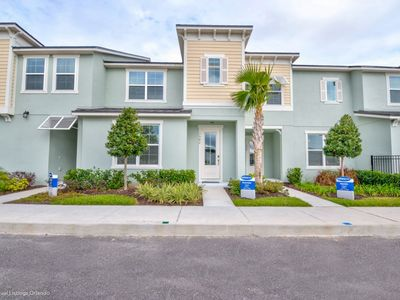 Photo for Enjoy Orlando With Us - Solara Resort - Beautiful Cozy 4 Beds 4.5 Baths Townhome - 5 Miles To Disney