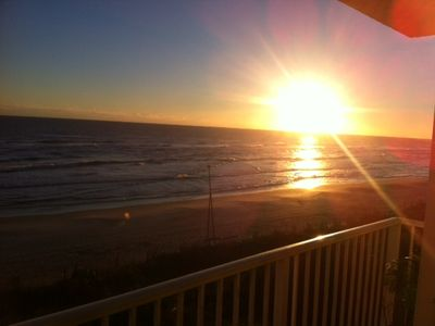 Photo for Luxury Condo # 41, Spectacular Oceanfront View - Perfect 4th Floor Height
