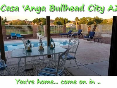 Photo for Casa 'Anya 3/2 custom POOL home private boat launch RIVER FUN CENTRAL sleeps 8