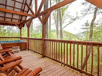 Photo for *Newly Renovated Cabin With Beautiful Views and Privacy*-Sunset Ridge