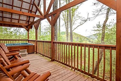Marvelous Newly Renovated Cabin With Beautiful Views And Privacy Sunset Ridge Pigeon Forge Download Free Architecture Designs Scobabritishbridgeorg