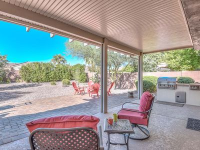 Photo for Summer Special Rates! Spacious & Open Dog Friendly Home In Sun City Grand!