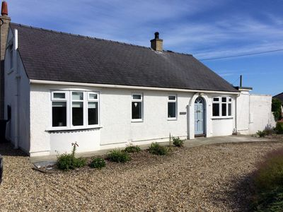 Photo for Beautiful 4 Bedroom Detached Bungalow. Short Walk to Beach and Villiage