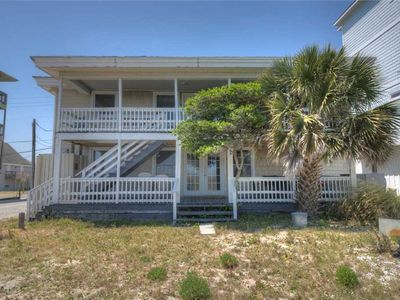 Photo for Sea Chant Low: 4 BR / 2 BA duplex - 1 side in Carolina Beach, Sleeps 10