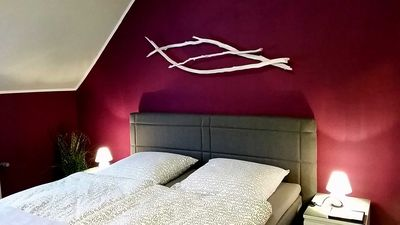 Photo for Double Room (Room 4) - Pension Holl and Boll am Hexenstieg