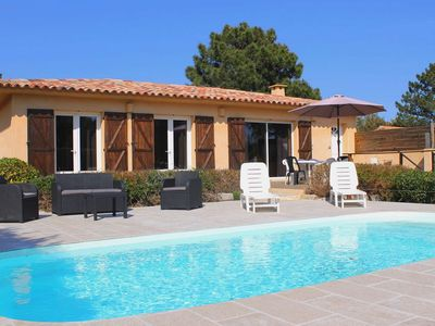 Photo for Beautiful villa located in a quiet Porto-Vecchio
