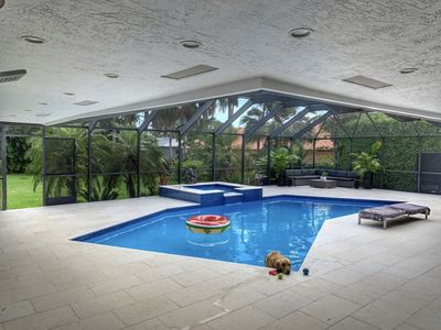 Photo for Luxury Home with pool on 1 acre in Miami, 3k sq ft