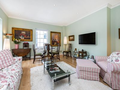 Photo for NEW LISTING! Newly renovated flat in a Victorian Building w/AC