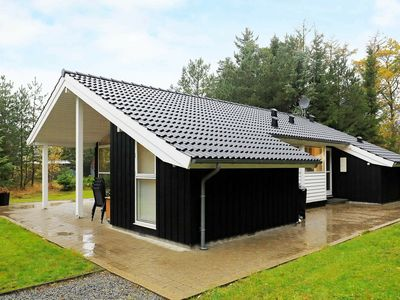 Photo for Luxurious Holiday Home in Hals Jutland with Whirlpool
