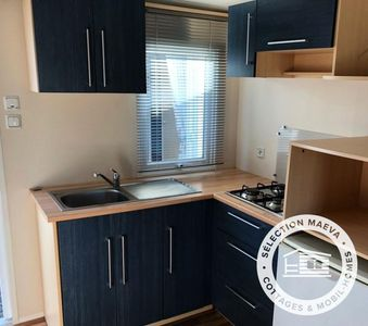 Photo for Camping La Linotte **** - Maeva Camping - Mobile Home 3 Rooms 4 People