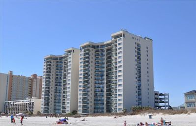 Photo for Recently Updated 4 Bedroom Oceanfront Corner Unit