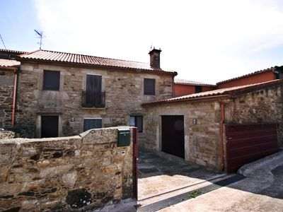 Photo for Comfortable stone house in peaceful setting close to the beach