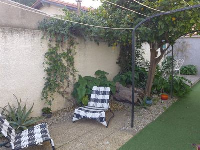 Photo for 2 bedroom Villa, sleeps 5 in Le Barcarès with Air Con and WiFi
