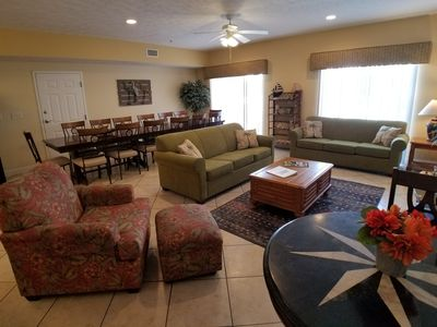 Photo for BEAUTIFUL 6BR/5BATH  Condo- Great for Families/Lg Groups-Sleeps 20