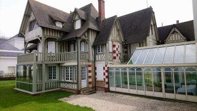 Photo for Mansion - CABOURGHouse with character