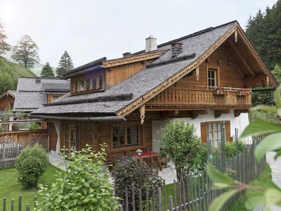 """Photo for """"Edelweiss-Alm"""" 110 m² - holiday village Holzleb'n"""